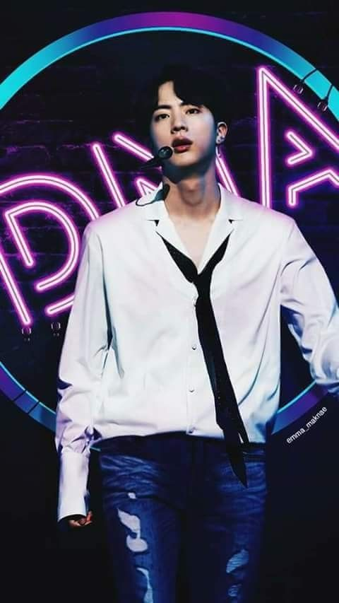 Jin Pinterest Strawberrymurlk Bts Jin Seokjin Bts Bts Boys