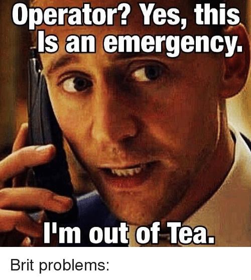 Via Me Me Tea Quotes Funny Tea Funny Tea Meme