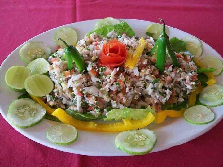 Ceviche estilo colima mexican food recipes real mexican