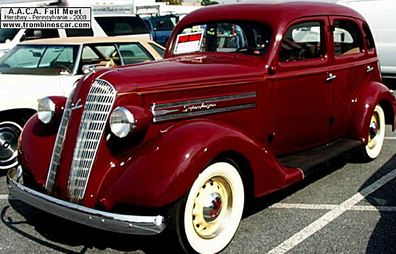 la graham supercharger sedan 4dr cette ancienne voiture fut construite en 1936 carrosserie. Black Bedroom Furniture Sets. Home Design Ideas