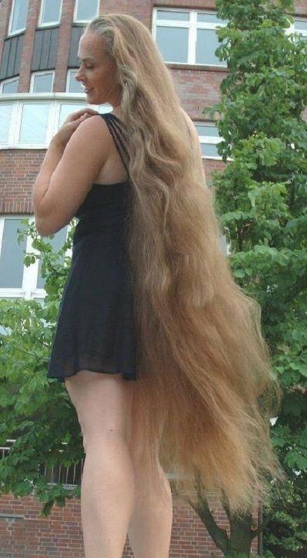 Slezinger Crazy Long Locks Pinterest Super Long Hair Thicker