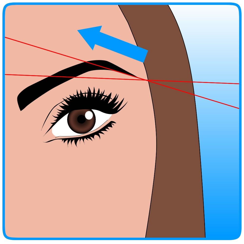 Thread Your Eyebrows Frugaldiy Home And Beauty Pinterest