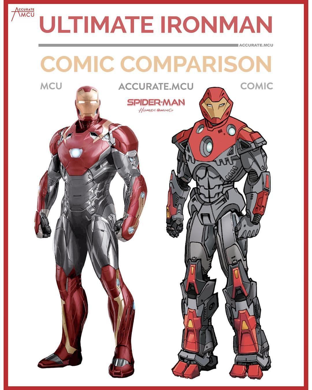 Homem de Ferro (Ultimate)