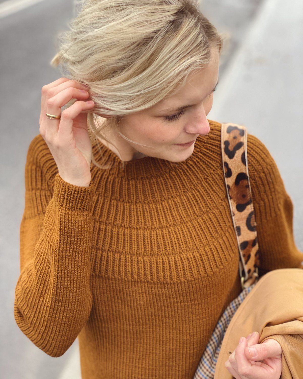 Photo of Ankers Pullover – My Size