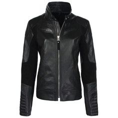 Minimal Biker Jacket Wmn's Black, 365€, now featured on Fab.