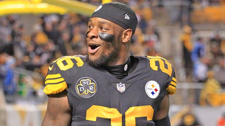 LeVeon Bell rumors Chris Long and Malcolm Jenkins are