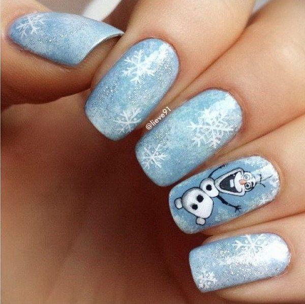 Photo of 20 bellissime idee e disegni per nail art natalizi