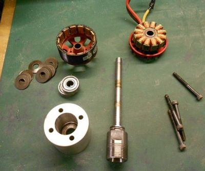 Brushless DC Motor Used For High Speed CNC Spindle | CNC | Cnc