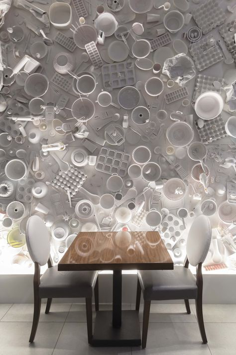 Dyanon Bistro Jannina Cabal Archinect IR Pinterest Locales - diseos de interiores paredes