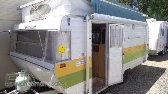 1981 Viscount Grand Tourer 15 Caravans For Sale Grands Rvs