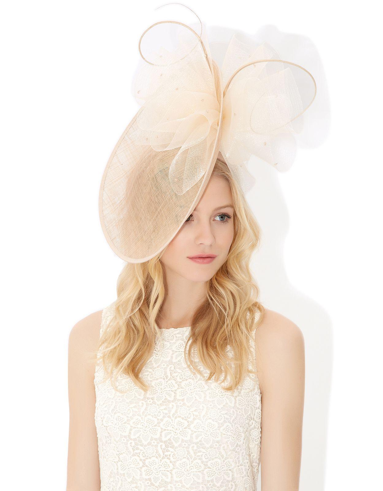cc834805b Mother of the Bride Hats Royal Ascot Wedding & Occasion Fascinators ...