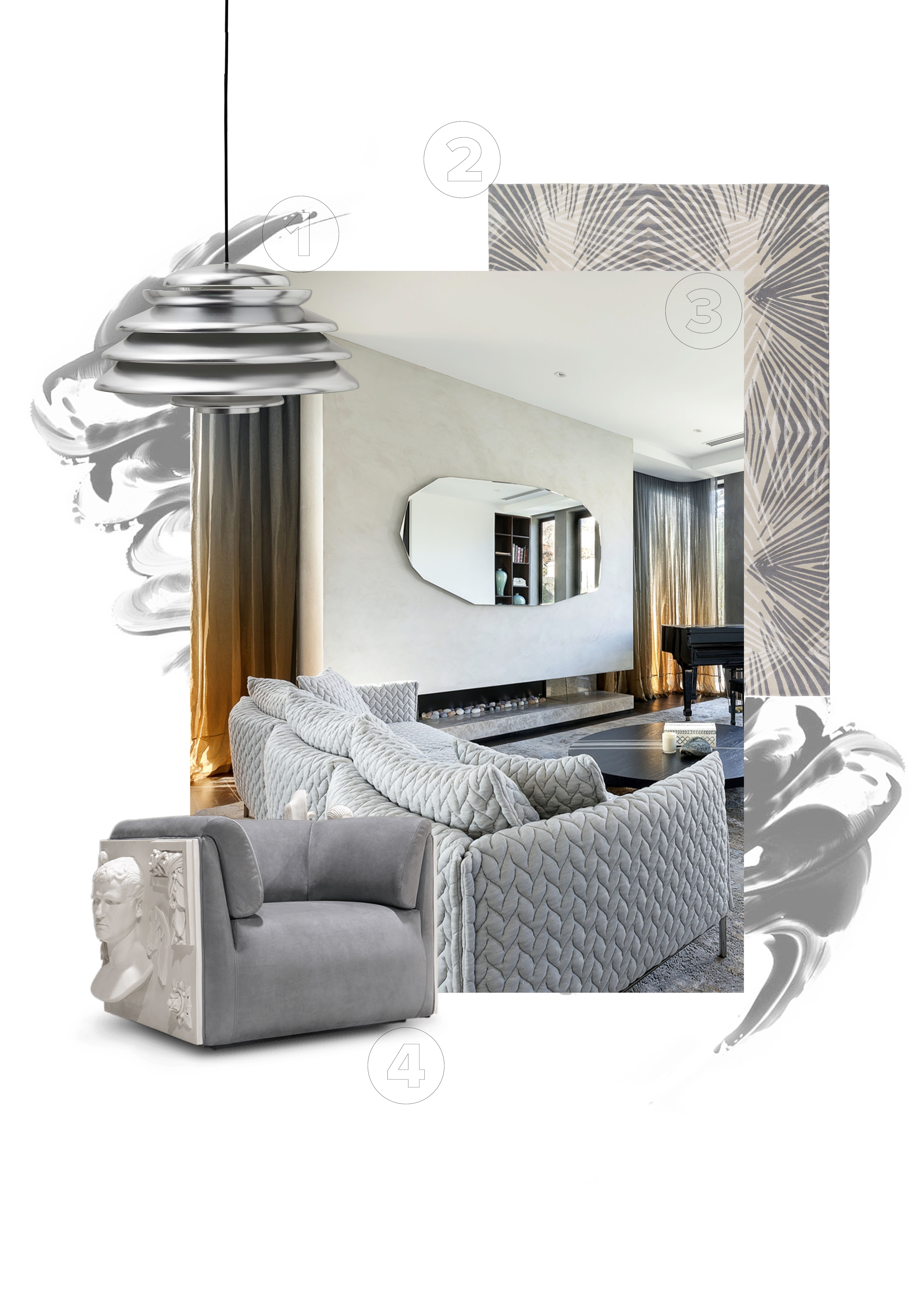 Trend Colours 2021 in 2020 | Color trends, Modern design ...