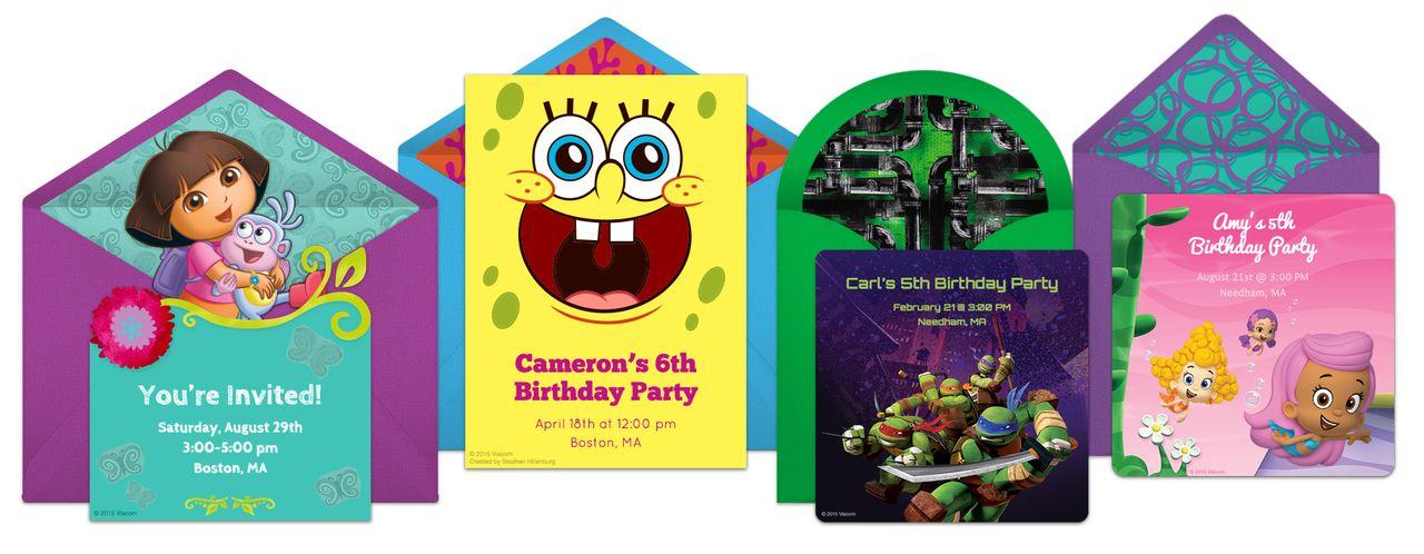 32+ Nickelodeon birthday ideas