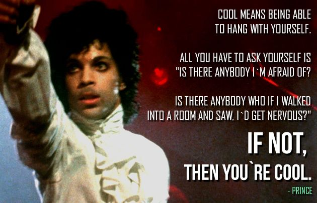 Prince Quote Totally wise man. Prince quotes, The