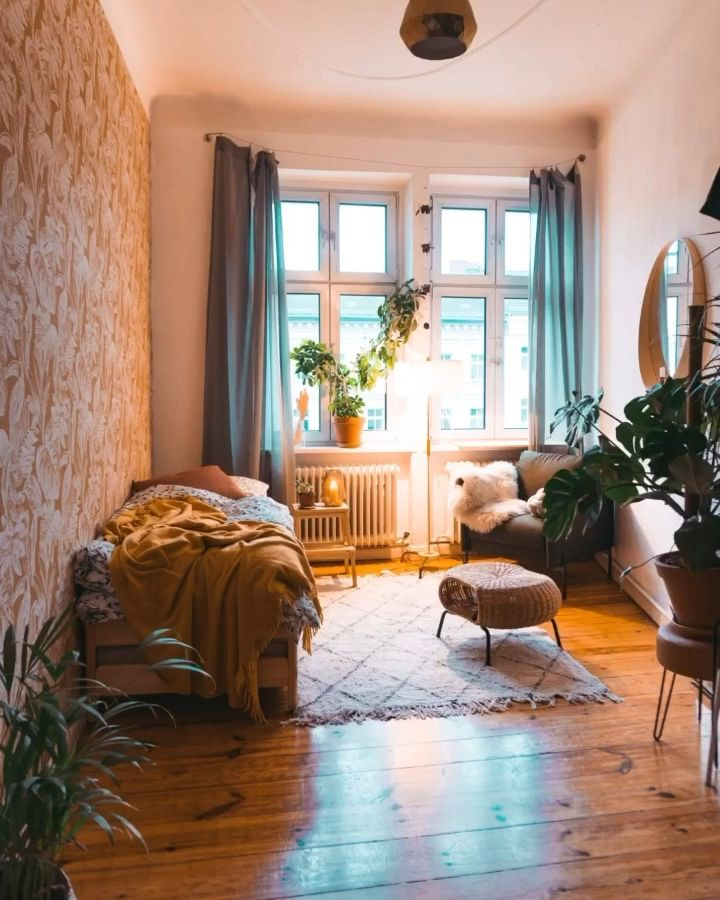 Die Macht der Textilien - stoffliche Materialkunde mit fridlaa -   11 room decor Boho urban ideas