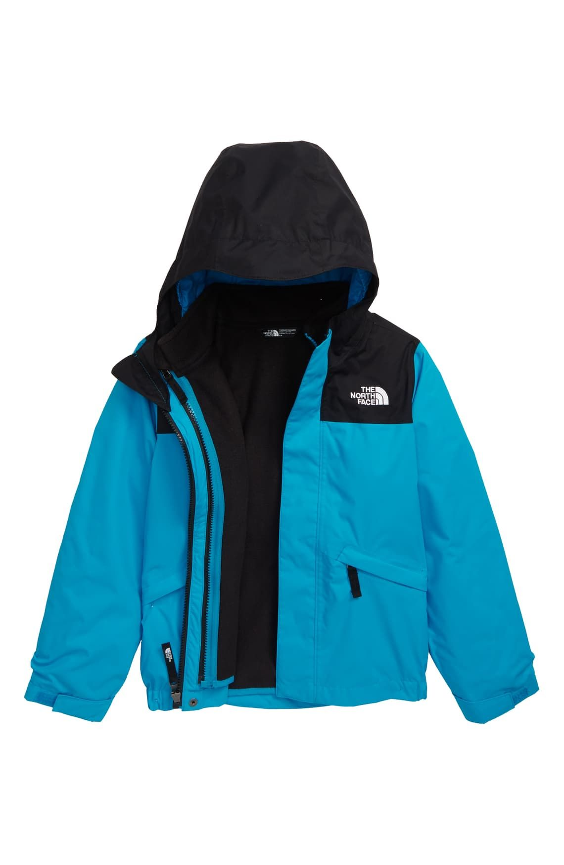 The North Face Snowquest Triclimate Waterproof 3 In 1 Jacket Toddler Boys Nordstrom Jackets 3 In 1 Jacket The North Face [ 1746 x 1140 Pixel ]