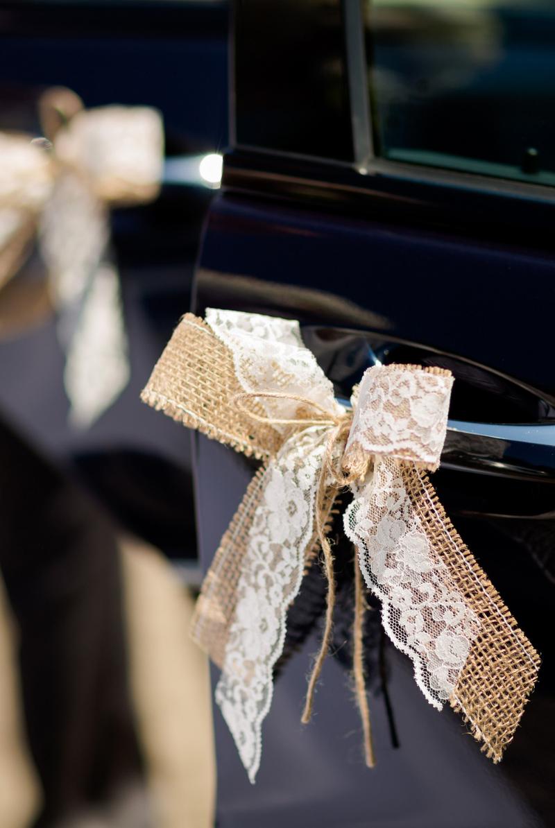 Rectificado de automóviles para la boda: consejos e ideas creativas – caja de boda