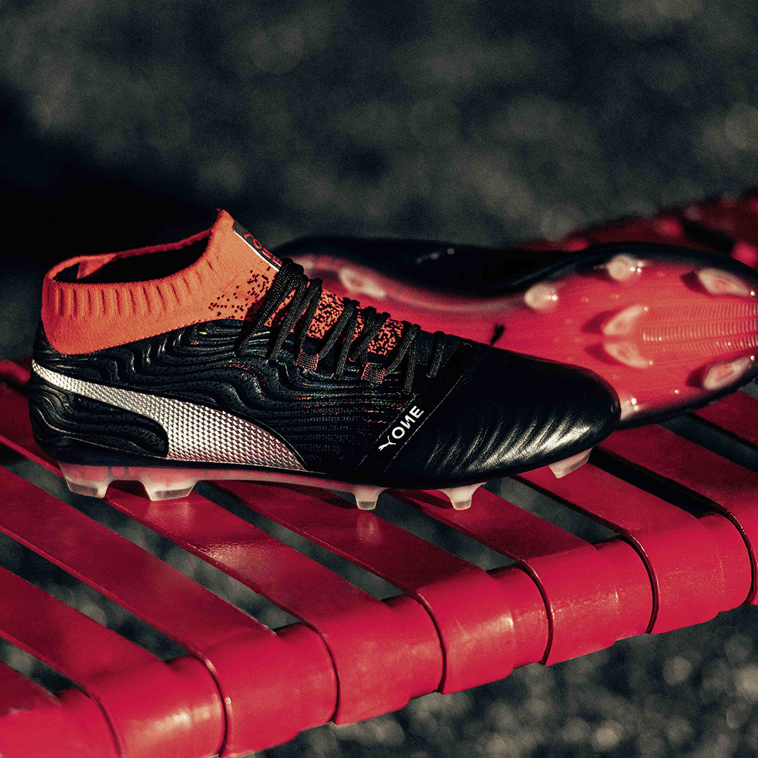 the latest 31795 f9951 PUMA ONE 18.1 - New Levels of Perfection Explore and buy now at  nzsoccershop.co.nz The PUMA ONE is designed for players that think  tactically, ...