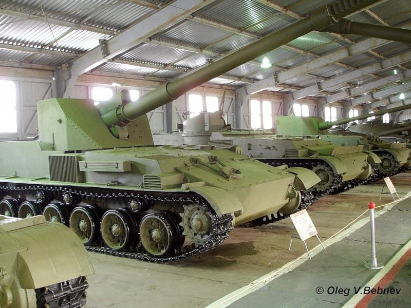 Image result for Object 116 (SU-152P) | Russian
