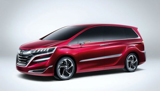 2017 New Honda Odyssey Redesign Release Date And Price Http Reviewcar2017