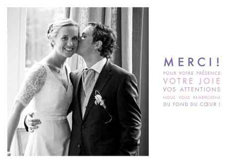 1000 images about remerciements mariage on pinterest canon mr mrs and mariage - Carte De Remerciement Mariage