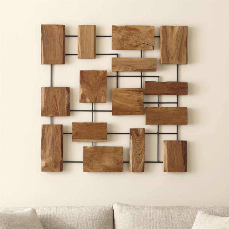 Scandinavian Decor Amp Design Ideas We Ve Assembled All The Essentials Scandinavian Decor Items To Help You Achiev Teak Wall Art Wooden Wall Decor Teak Wall