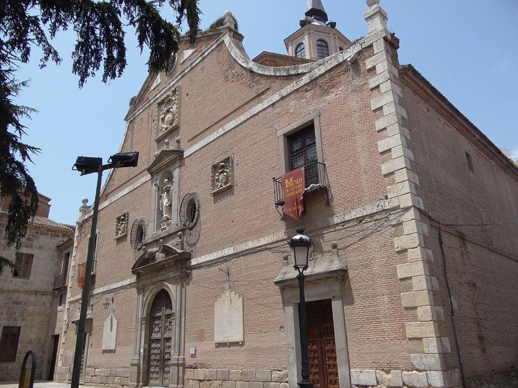 Convento e iglesia de las bernardas alcal de henares juan g mez de mora barroco en 2019 Arquitectura alcala de henares