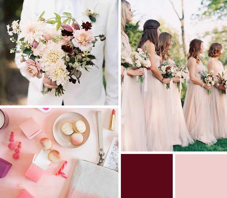 Unique Wedding Color Schemes