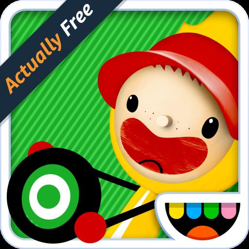 Toca Cars Car app, Car games, Kids app