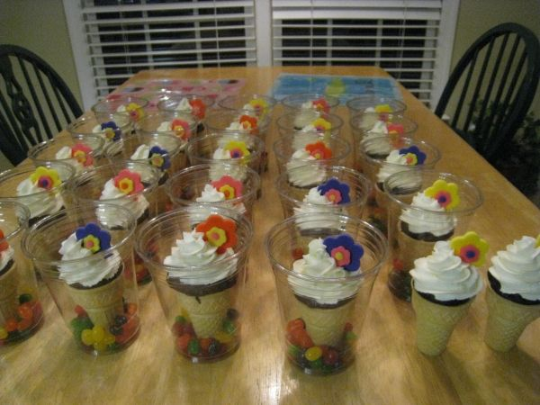 Transporting The Ice Cream Cone Cupcakes Desserts