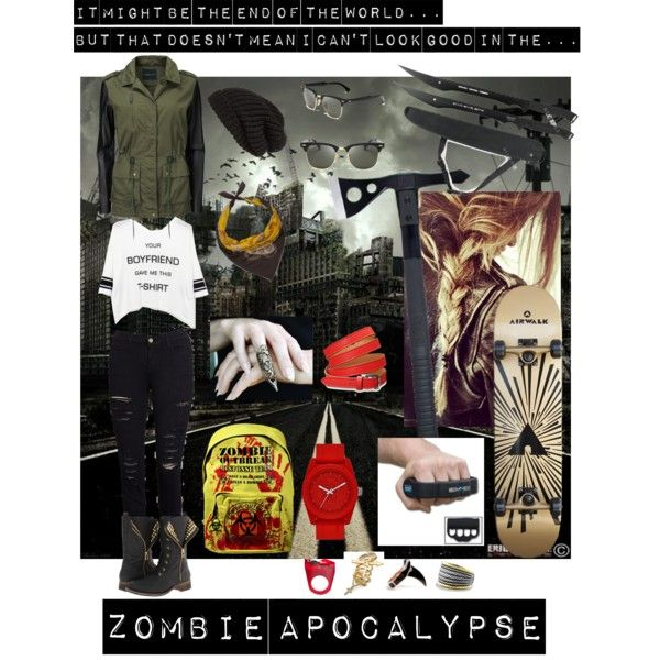 Ready for the Zombie Apocalypse