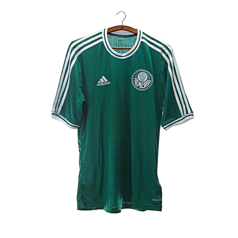 Brasil, Brazil, Futebol, Soccer, Camisa, Jersey, Adidas, Palmeiras, SP  www.futshopclube.com.br