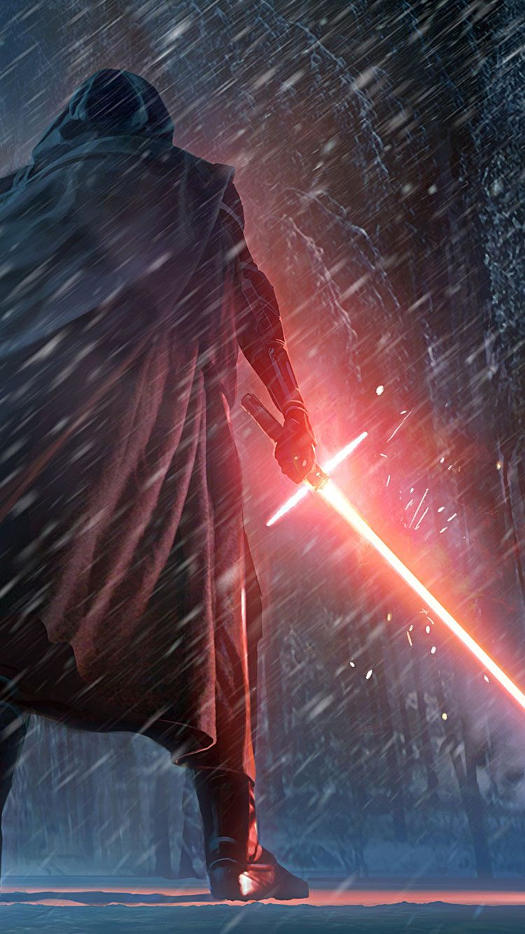 Wallpaper iphone kylo ren - Awesome Iphone 6 Wallpaper Hd