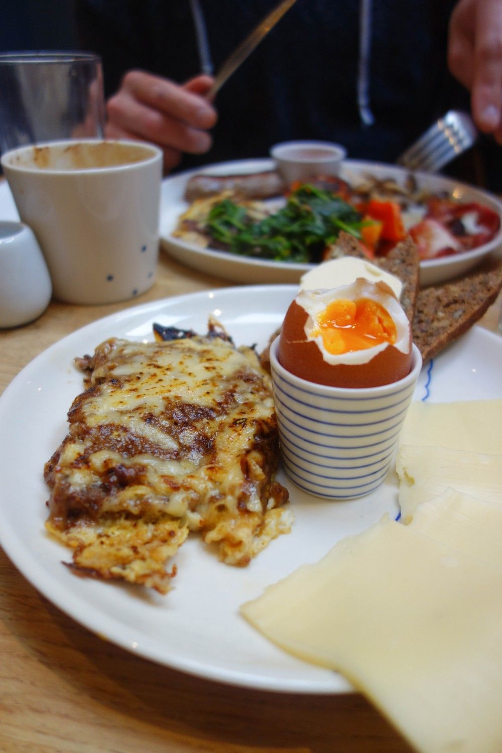 Snaps Rye Notsobasiclondon Places To Eat Breakfast Best Breakfast Eat Breakfast