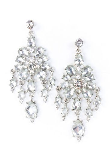 """The Ranjana earrings live up to their Hindi meaning, """"delightful ..."""