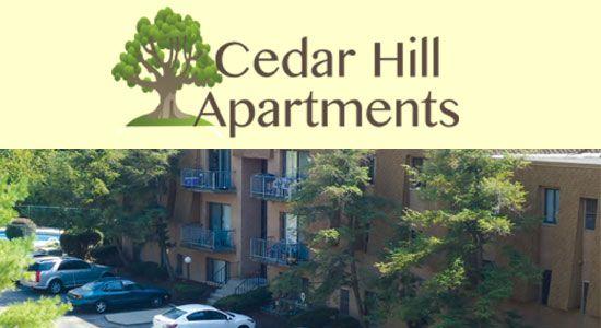 Cedar Hill Apartments Offers 1 And 2 Bedroom Spacious Apartment Homes Located In Green Township Cedar Hill Has Wonde Cincinnati Senior Apartments Cedar Hill