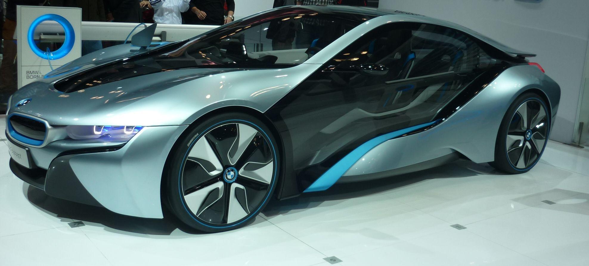 BMW i8 Electric Hotties Bmw i8, Vehicles, Cars