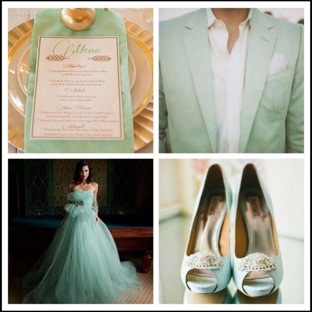 Mint Condition via weddingish.com
