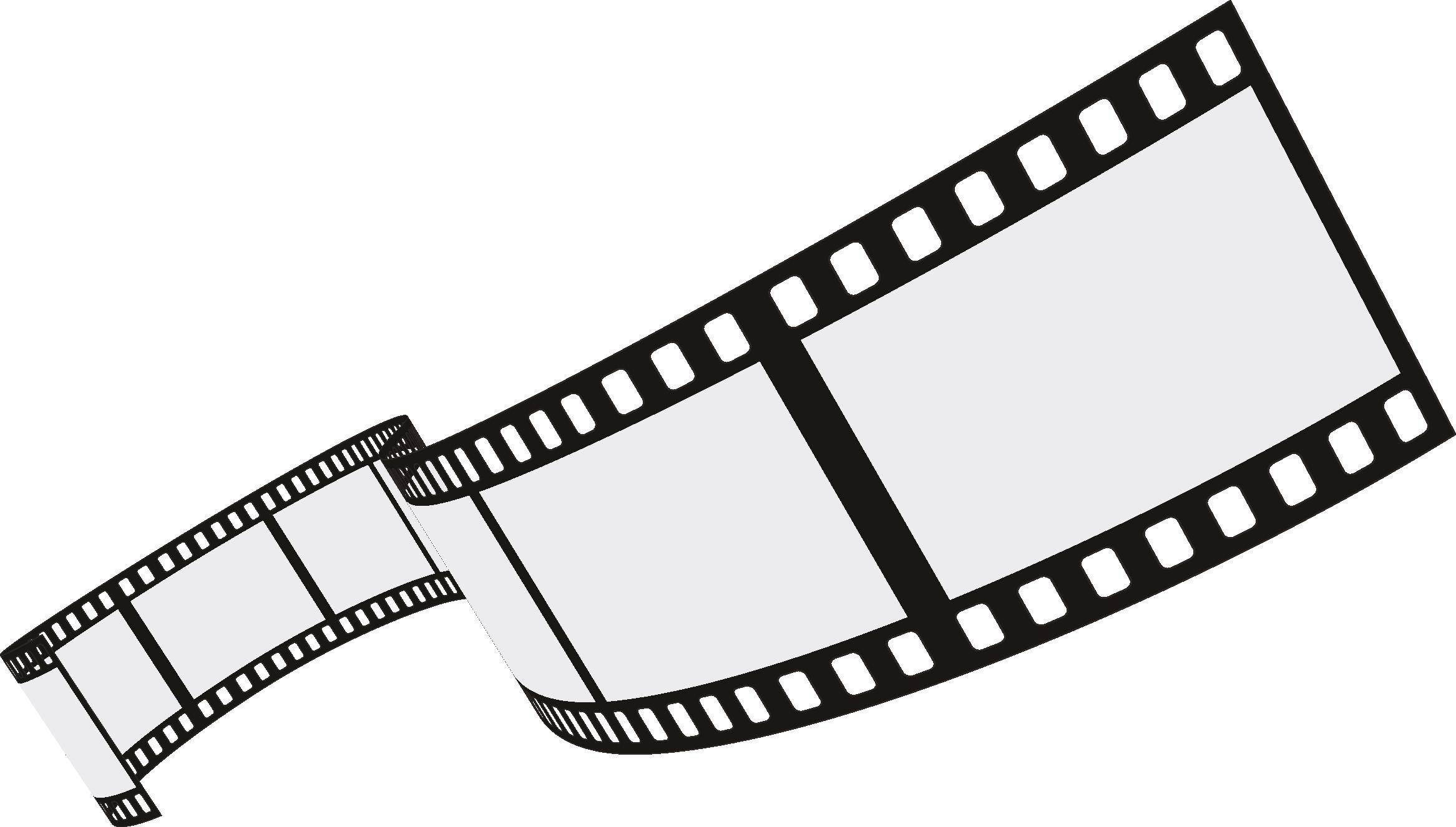 Film Strip 4 Roll Set Vector 03 Free Download Film Strip Film Scrapbook Layout Sketches