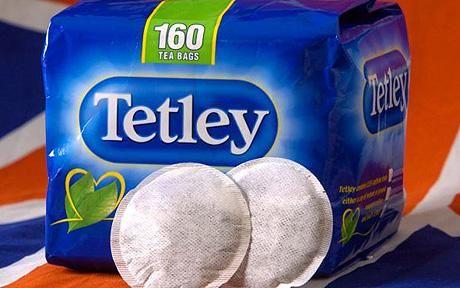 Tetley Round Tea Bags