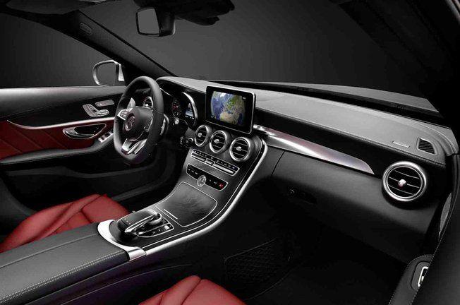 Mercedes Classe C 2014 Intérieur   Car Dreams   Pinterest   Mercedes ...