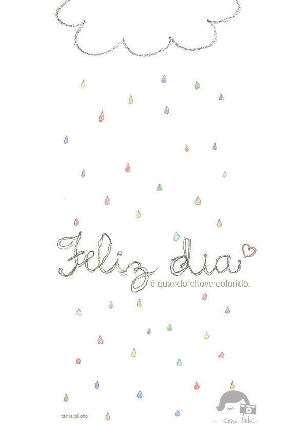 Happy day/Feliz dia
