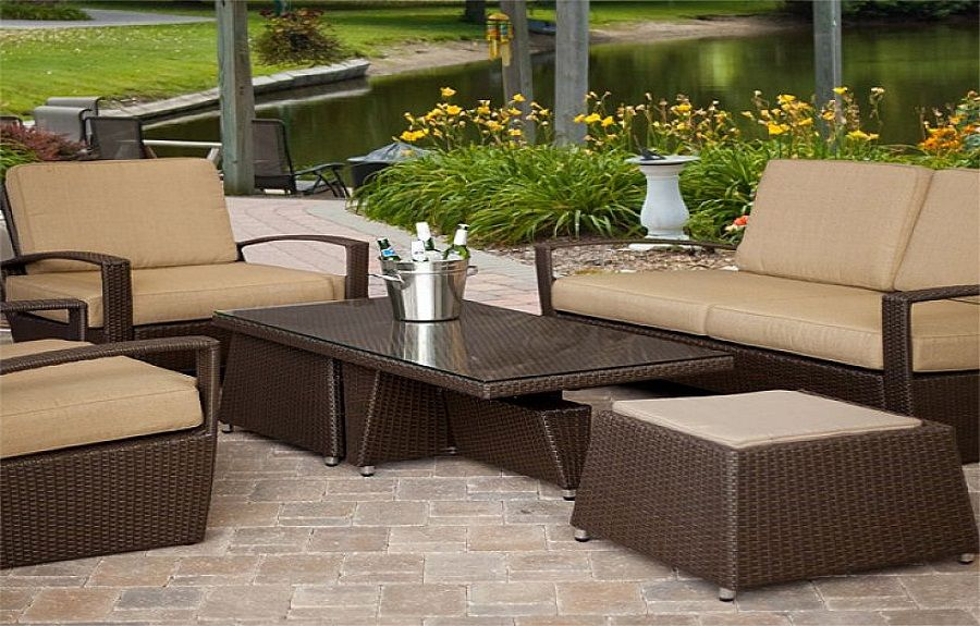 Resin Wicker Patio Furniture Clearance, Resin Wicker Patio Furniture Clearance
