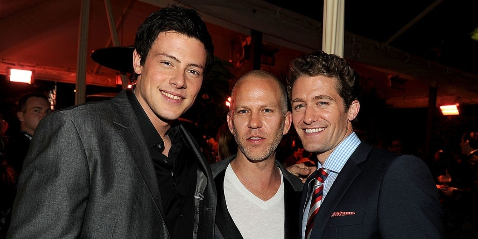 "Ryan Murphy Says Cory Monteith's Death Was ""Like Losing a Child"" - Cosmopolitan.com"