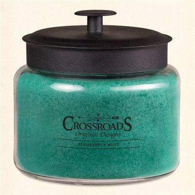 Eucalyptus Mint Jar Candle - 64oz.