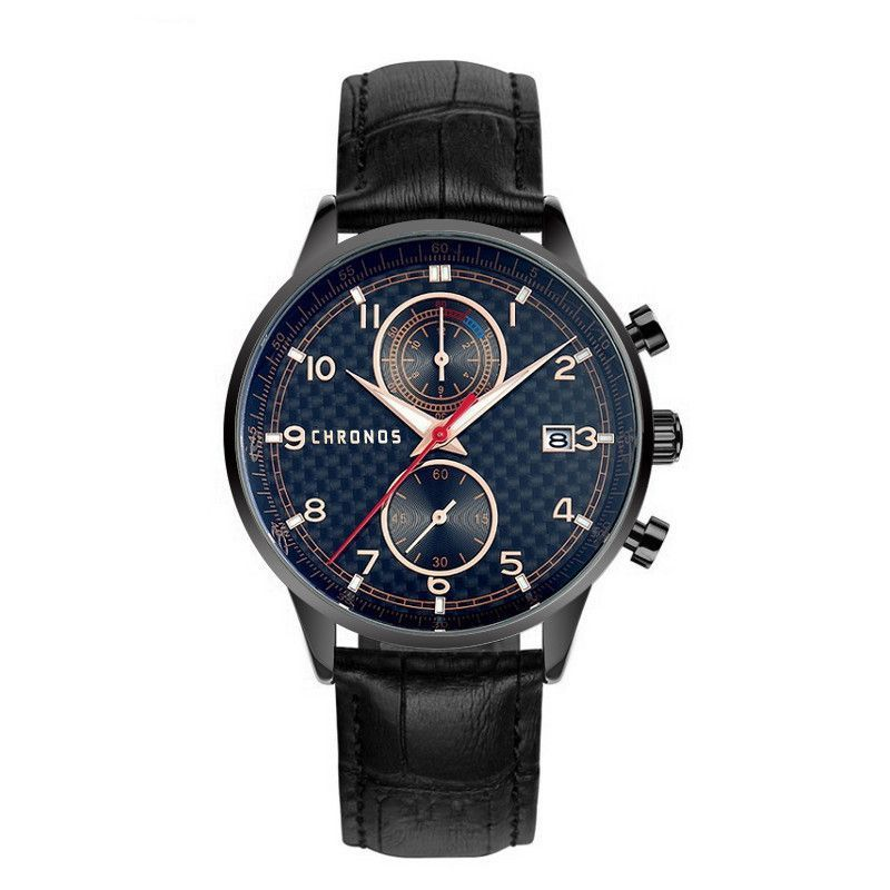 Chronos Montre Luxury Watch