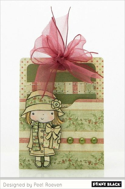 NEW Transparent Stamps: Charmed Holiday