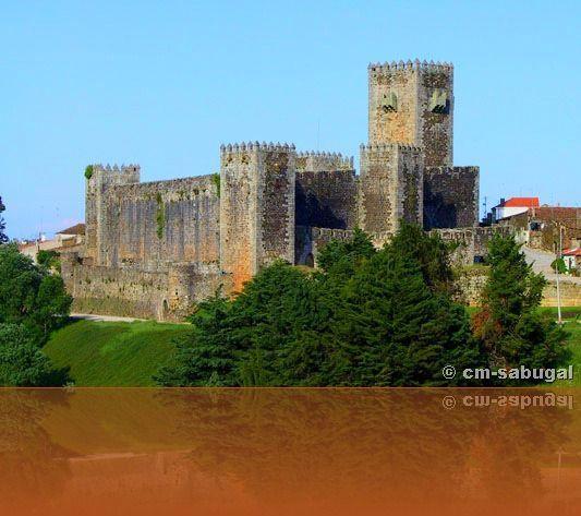 Places To Visit In Guarda Portugal: Castelo Do Sabugal, Guarda
