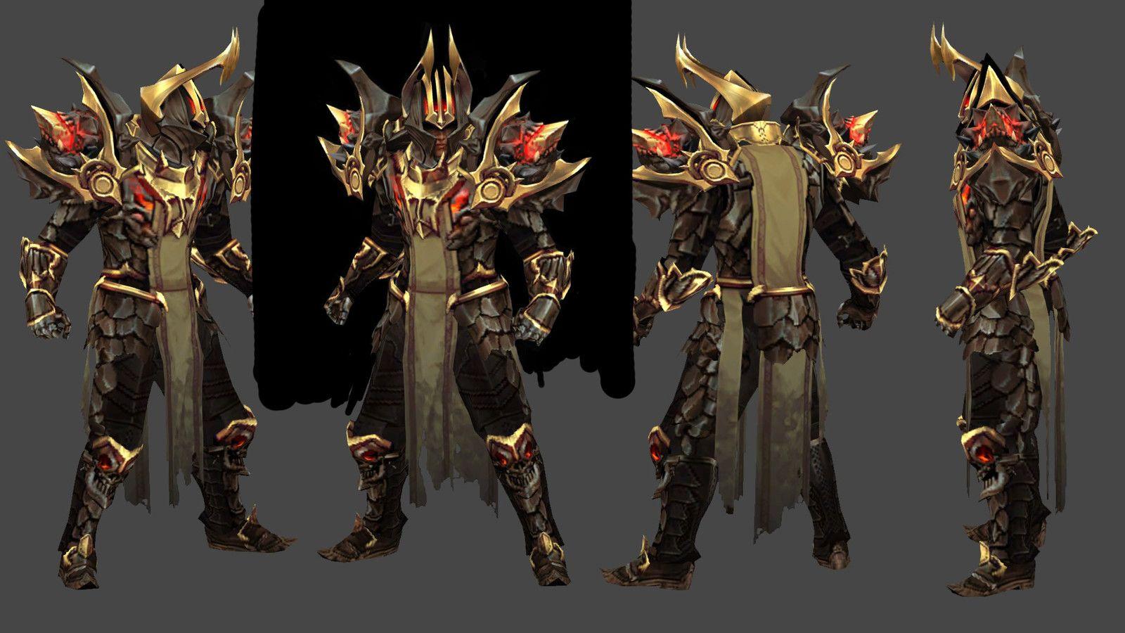Diablo 3 Reaper Of Souls Akkhan Set Vitaliy Naymushin On