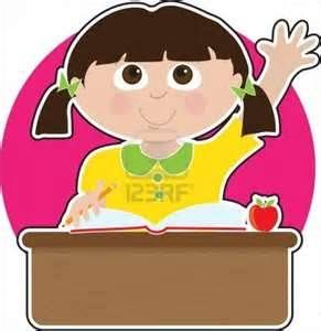 2. RAISE - Anita raise your hand when you want to participate in class.